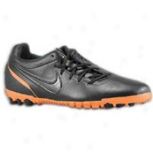 Nike Nike5 Bomba Finale - Menx - Black/total Orange