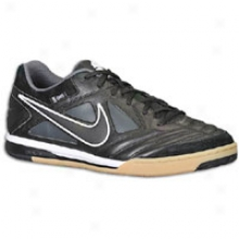 Nike Nike5 Gato Leather - Mens - Black/white/dar kShadow/ugm Light Brown