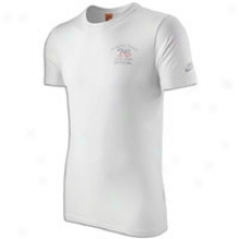 Nike Ntf 76 Trials S/s T-shirt - Mens - Summit White