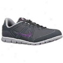 Nike Oceania Nm - Womens - Grey/provence Purple/white/wine