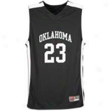 Nike Oklahoma Game Jersey - Big Kds - Black/white