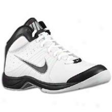 Nike Overplay Vi - Mens - White/black