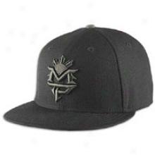 Nike Pacqquiao Mp Snapback Cap - Mens - Black