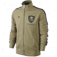 Nike Pacquiao Nsw N98 Jacket - Mens - Iguana