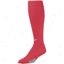 Nike Park Iii Unisex Sock - University Red/white