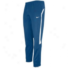 Nike Pasadena Ii Warm-up Pant - Womens - Navy/hite
