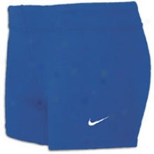 "Nike Perf 3.75"" Game Short - Womens - Royal"