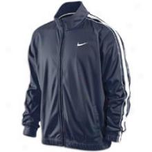 Nike Practice Ot Jacket - Mens - Obsidian/white