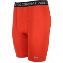 Nike Pro Combat Core Compression Short - Mens - Varsity Red