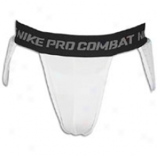Nike Pro Combat Jock - Mens - Of a ~ color