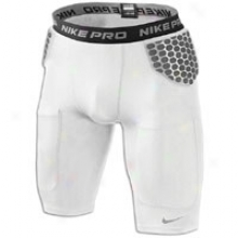 Nike rPo Combat Vis Hip & Tail Short - Mend - White/black/cool Grey