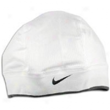Nike Pro Skull Football Cap - Mens - White/grey