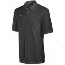 Nike Reckoning Ii Polo - Mens - Black/white
