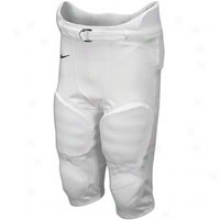 Nike Recruit Integrated Pant - Big Kids - White/black