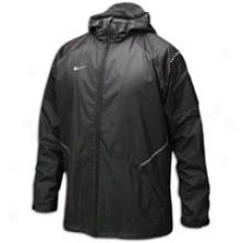 Nike Resistance Warm-up Jacket - Mens - Black/flint Grey