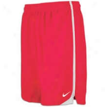 Nike Rio Ii Game Short - Big Kids - Scarlet/white/white