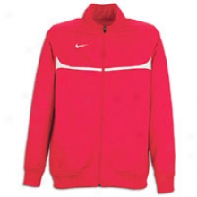 Nike Rio Ii Warm-up Jacket - Big Kies - Scarlet/white/white