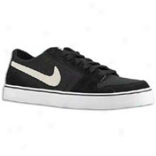 Nike Ruckus Lr - Mens - Black/white