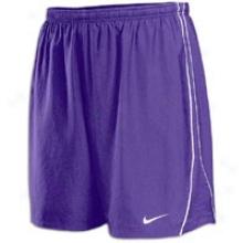 Nike Running 7quot; 2in1 Short - Mens - Purple/white/white