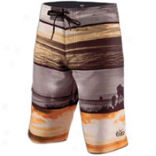 Nike Ridicule Cargo Boardshort - Big Kids - Circuit Orange