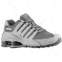 Nike Shox Nz - Mens - Dark Grey/dark Grey/wolf Grey