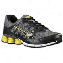 Nike Shox Qualify+ 2 - Mens - Cool Grey/dark Grey/white/black
