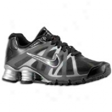 Nike Shox Roadster - Womens - Black/metallic Silver