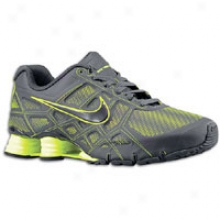 Nike Shox Turbo Xii Sl - Mens - Anthracite/volt/neutral Grey/anthracite