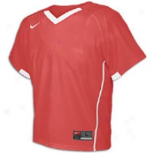 Nike Six Nations Game Jersey - Mens - Scarlet/white