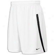 Nike Six Nations Game Short - Mens - White/biack