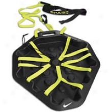 Nike Sparq Power Sled 2.0 - Black/atomic Green