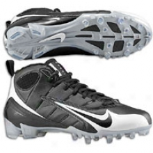 Nike Speed Td 3/4 - Mens - Black/black-white