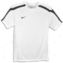 Nike S/s Training Head - Mens - White/black