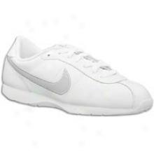 Nike Stamina Lo - Womens - White/hrey