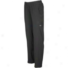 Nike Stretch Woven Pant - Womens - Black/reflective Silver
