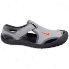 Nike Sunray Protect - Little Kids - Anthracite/black/electric Green