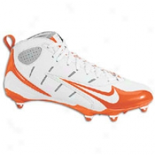 Nike Super Speed D 3/4 - Mens - Whit/eorange