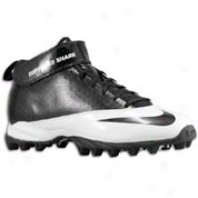 Nike Superbad Shark Bg - Big Kids - Black/black/white