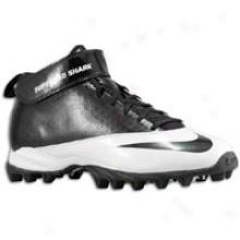 Nike Superbad Shark - Mens - Black/black/white