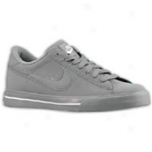 Nike Sweet Classoc Leather Tech Tuff - Mens - Dark Grey/jetstream/dark Grey
