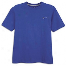 Nike Swoosh S/s T-shirt - Mens - New Orchid