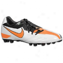 Nike T90 Strike Iv Ag - Mens - Windchill/total Orange/bllack