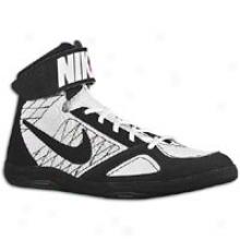 Nike Takedown - Mena - Black/lake/white