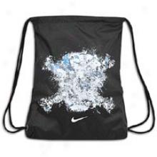 Nike Team Training Home And Away Gym Sack - Black/black/white