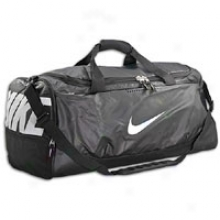Nike Team Training Max Air Large Duffel - Black/black/white