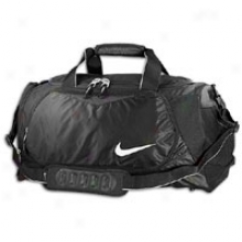 Nike Team Training Max Air Xlg Duffle - Black/white