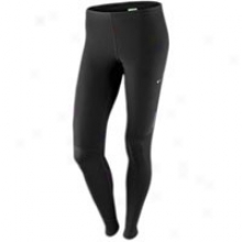 Nike Tech Tight - Womens - Black/reflective Silver