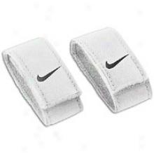 Nike Tee Sleeve Wraps - White