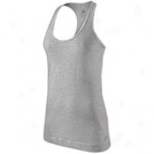 Nike The Ract Tank - Womens - Dark Grey Heather
