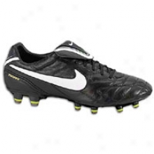 Nike Tiempo Legend Iii Fg - Mens - Black/white